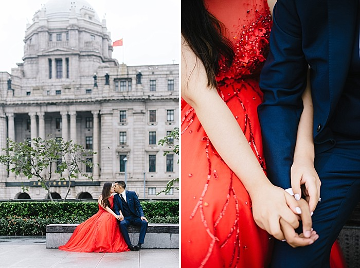 china prewedding photographer